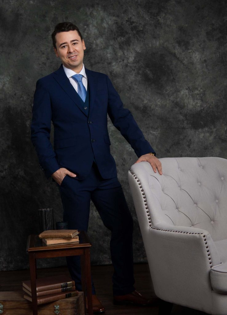 Commercial Corporate Portraits in miami